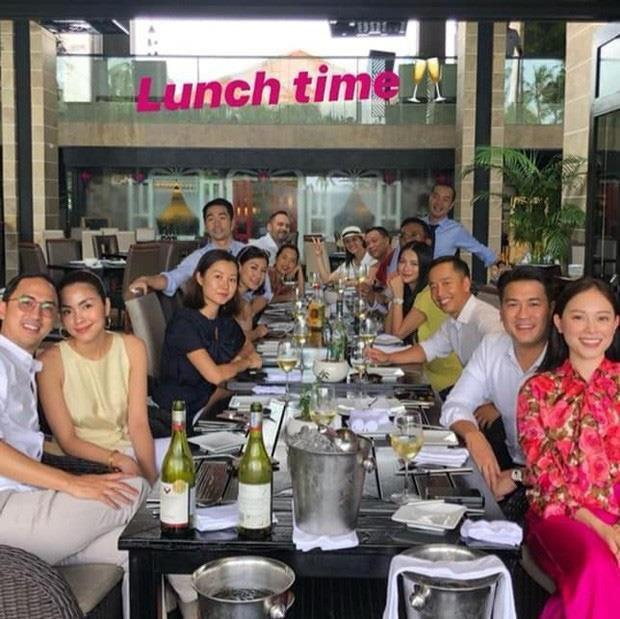 """Yêu đương chưa được bao lâu, Linh Rin đã biết """"lấy lòng"""" gia đình Phillip Nguyễn bằng hành động này với Tăng Thanh Hà - Ảnh 3."""