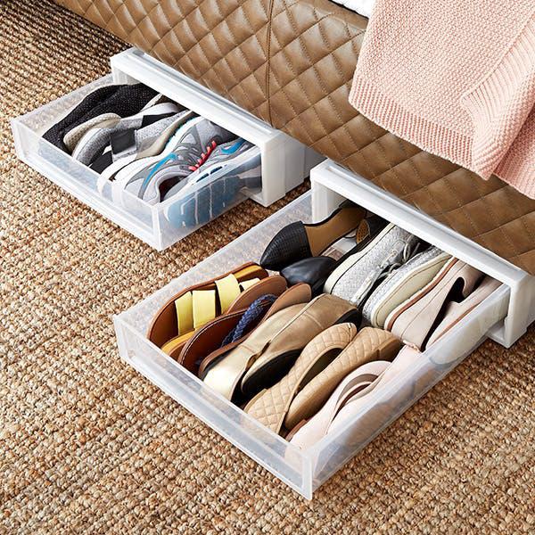 8 bước giúp bạn tối đa hóa không gian tủ quần áo bằng cách lưu trữ đồ theo mùa - Ảnh 6.
