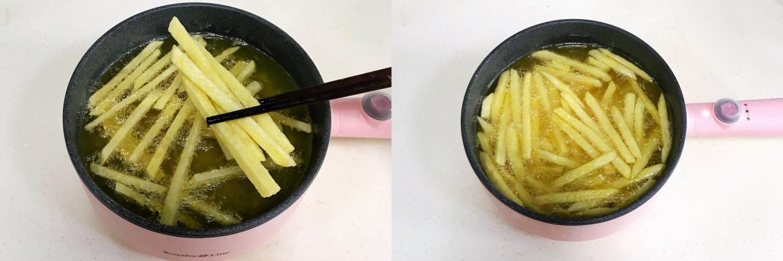 Bí quyết nhỏ cho món khoai tây chiên luôn giòn ngon tuyệt đối - Ảnh 4.