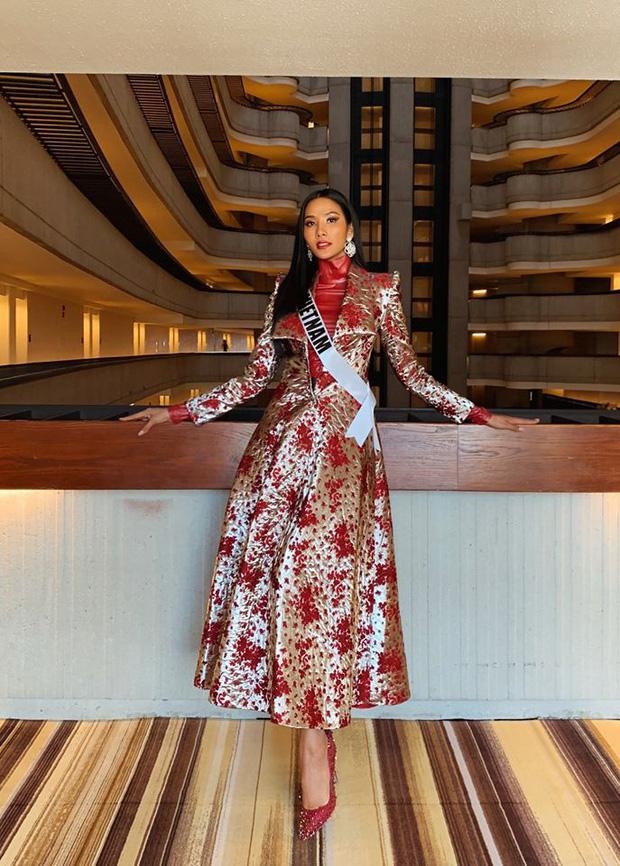Hoàng Thùy thi Miss Universe:  - Ảnh 10.