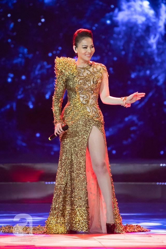 Hát live siêu đỉnh ở Chung kết Hoa hậu Hoàn vũ Việt Nam 2019, Thu Minh đoán trúng phóc Khánh Vân là Hoa hậu  - Ảnh 5.