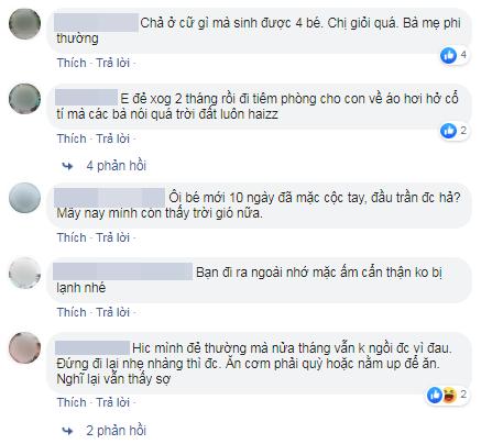 Tự tin khoe mặt mộc sau sinh, MC Minh Trang gây ngạc nhiên vì con mới 10 ngày tuổi đã bế ra ngoài - Ảnh 5.