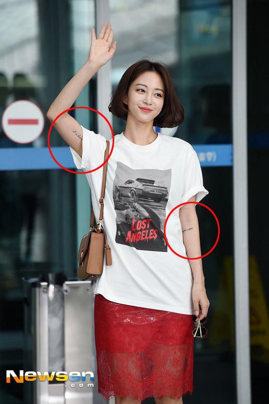 Kiều nữ Han Ye Seul lại vừa xăm trổ ở tuổi 40, nâng tổng số hình xăm lên tới 12 hình - Ảnh 4.