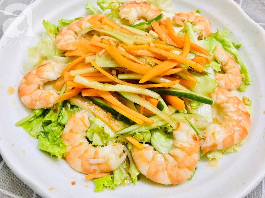 """Chị em muốn đẹp lên mỗi ngày không thể bỏ qua món salad """"thần thánh"""" này - Ảnh 7."""