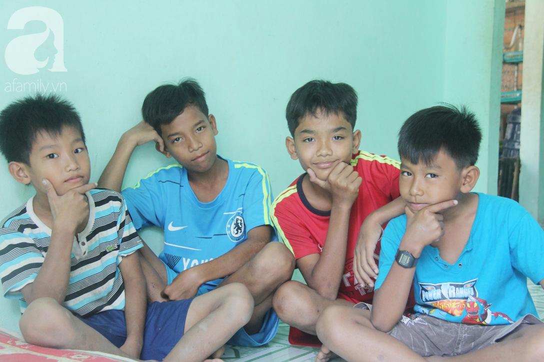 Nụ cười hạnh phúc của 11 đứa trẻ bị bố mẹ bỏ rơi: Tụi con có nhà mới và được đi học tiếp - Ảnh 9.