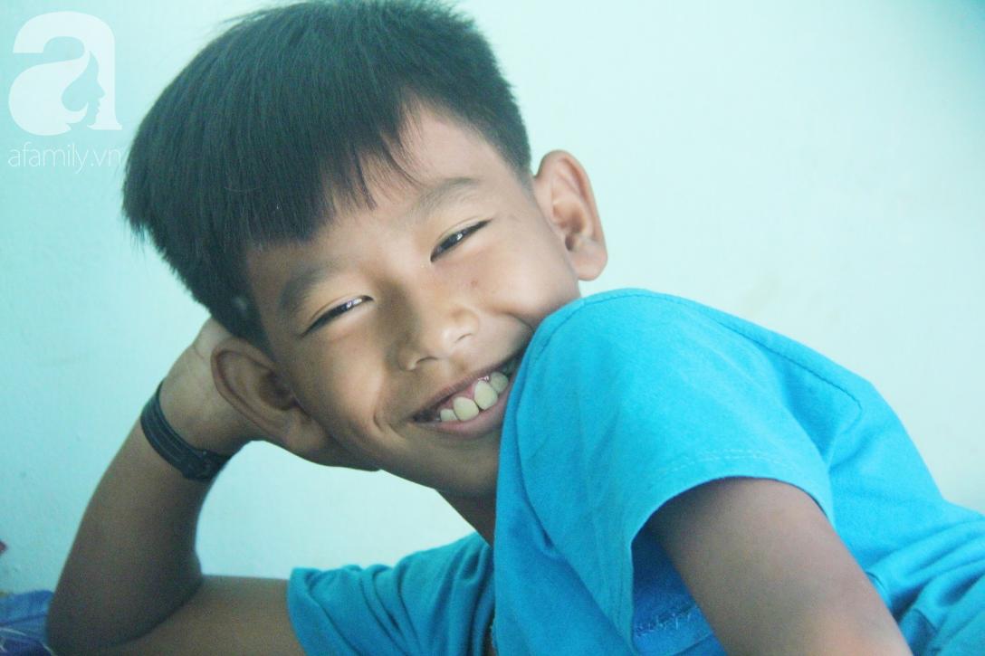 Nụ cười hạnh phúc của 11 đứa trẻ bị bố mẹ bỏ rơi: Tụi con có nhà mới và được đi học tiếp - Ảnh 14.