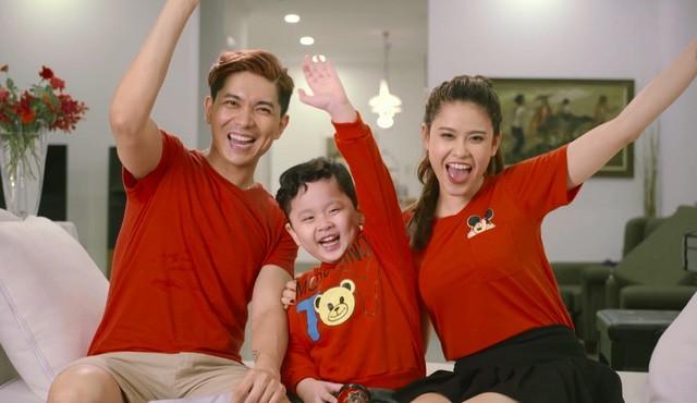 3 ông bố sao Việt vẫn làm tròn trách nhiệm, luôn chăm sóc con ân cần dù đã ly hôn với vợ - Ảnh 10.