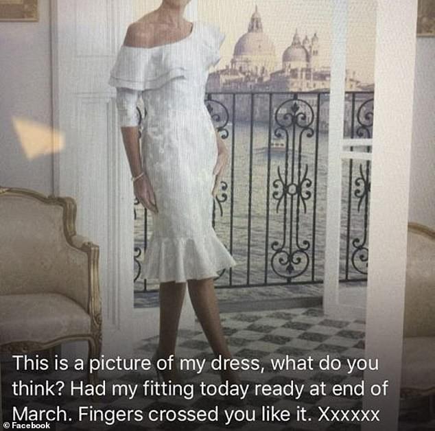 Bức xúc vì mẹ chồng tương lai chọn váy như váy cưới, cô dâu hỏi ý kiến cư dân mạng và đây là kết quả - Ảnh 2.