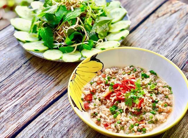 Xốt chấm rau sống: Làm xốt chấm rau sống ngon miệng đưa cơm sau Tết - Ảnh 5.