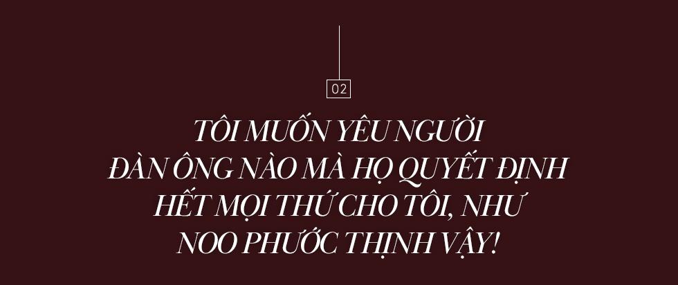 Mai Phương Thúy: Tôi yêu gương mặt Noo Phước Thịnh như cách anh ấy yêu chiều cao của tôi - Ảnh 6.