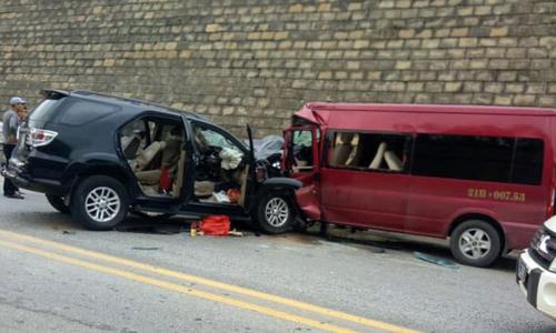 Vụ tai nạn kinh hoàng 12 người thương vong trên cao tốc: Tài xế xe 7 chỗ sử dụng rượu, bia - Ảnh 2.