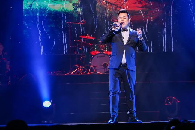Tuấn Vũ mời dàn sao khủng tham gia liveshow đầu tiên tại TP.HCM - Ảnh 4.