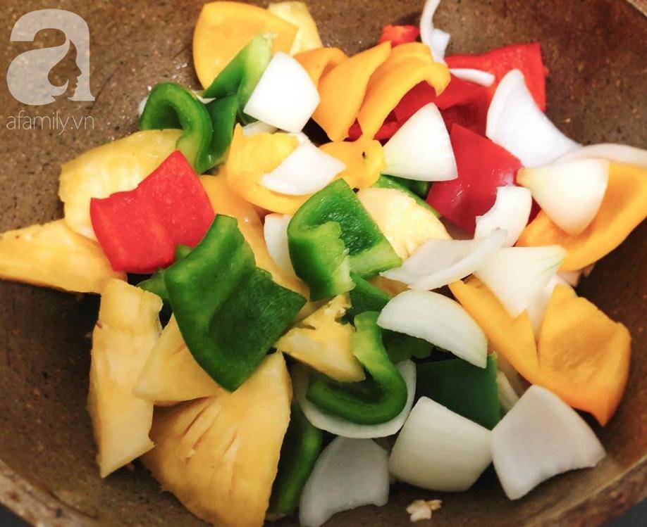 Thêm món xào đầy màu sắc cho bữa tối đủ chất và ngon miệng - Ảnh 2.
