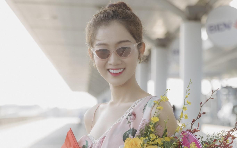 Người kế nhiệm Hương Giang lên đường sang Thái dự thi Miss