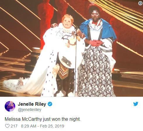9 khoảnh khắc khó quên nhất tại lễ trao giải danh giá Oscar 2019 - Ảnh 20.