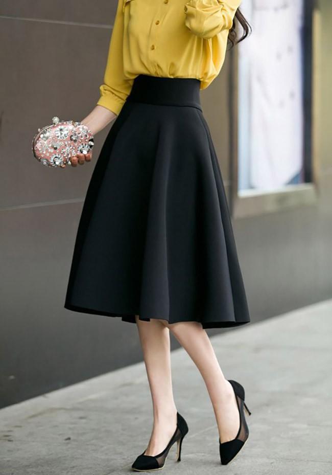 6 kiểu váy vừa tiện dụng lại phù hợp với mọi lứa tuổi, chị em nào cũng nên có sẵn trong tủ đồ của mình - Ảnh 5.