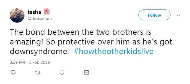 Được em trai nhận trách nhiệm chăm sóc, cậu bé 9 tuổi mắc hội chứng Down bất ngờ nói điều khiến nhiều người xúc động - Ảnh 5.