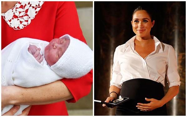 Hoàng tử Harry vô tình tiết lộ sự thật về việc Meghan có mang song thai hay không  - Ảnh 2.