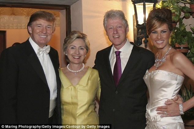Điều ít biết về Đệ nhất phu nhân Mỹ: Từng là người mẫu nóng bỏng, học cao, chưa bao giờ phụ thuộc chồng tỷ phú - Ảnh 4.