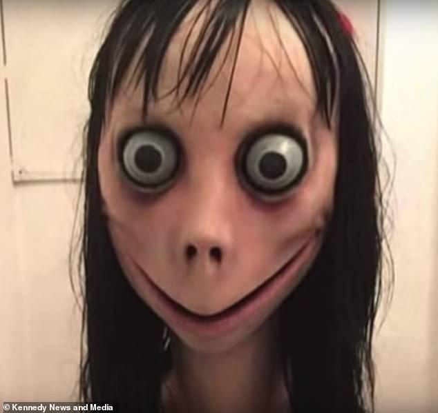 Thêm một đứa trẻ 7 tuổi đập đầu vào tường để tìm đến cái chết vì bị ám ảnh bởi quái vật kinh dị Momo trên Youtube Kids - Ảnh 2.