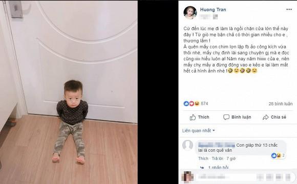 Giàu vì bạn, sang vì vợ nhưng bà xã Việt Anh lại liên tục có cách ứng xử như thế này với fan ngay trên mạng xã hội - Ảnh 4.