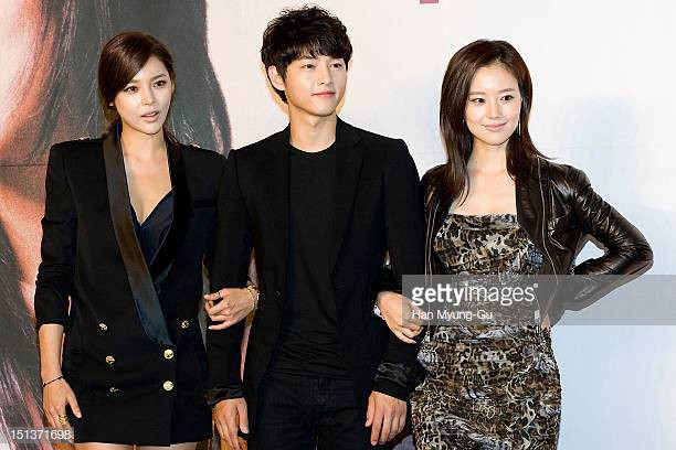 """Nếu Kim Ok Bin là """"tiểu tam"""" khiến Song Joong Ki - Song Hye Kyo ly hôn thì chắc không chỉ có một mà phải thêm cả """"danh sách"""" này - Ảnh 9."""