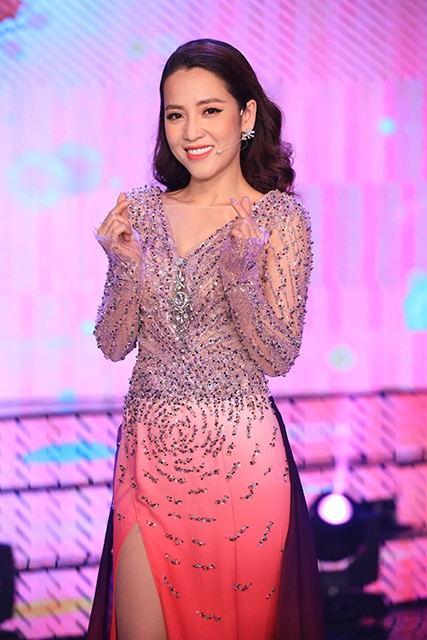 Á hậu Hà Thu gây sốc khi ngượng ngùng bày tỏ tình cảm với Quang Vinh  - Ảnh 2.