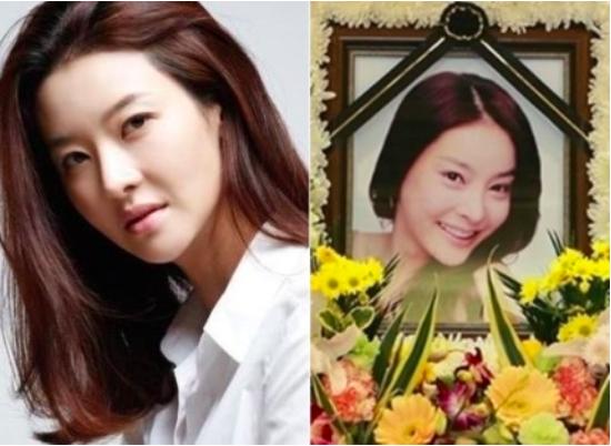 Sau biến cố chồng bị sát thủ đâm chết, diễn viên Hoa hậu Hàn Quốc Song Seon Mi bất ngờ vướng vào lùm xùm liên quan đến vụ tự tử của Jang Ja Yeon - Ảnh 1.