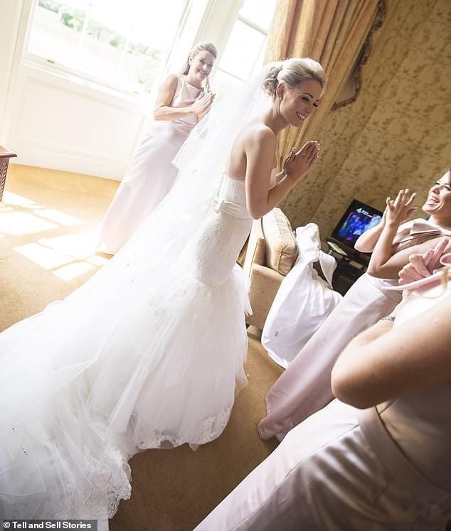 Chỉ còn 1 tuần nữa là cưới thì phát hiện bị ung thư vú, cô dâu quyết định hành động bất ngờ để rồi nhận cái kết không tưởng - Ảnh 3.