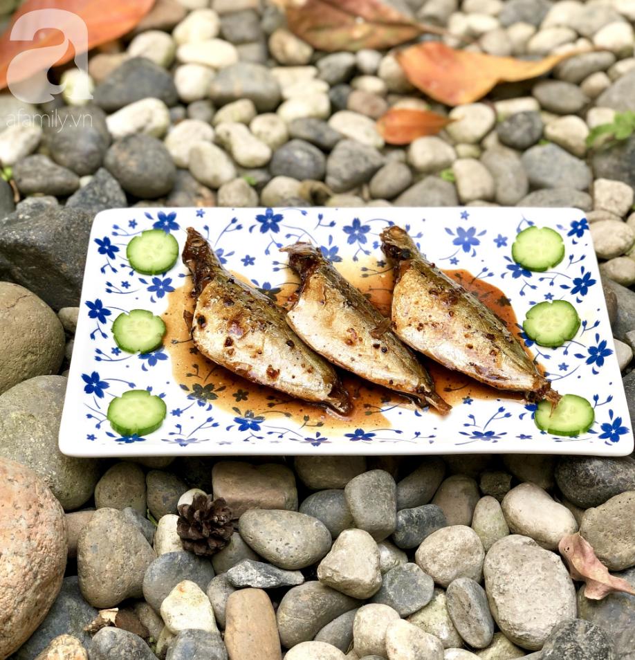 Ngày mưa lạnh ăn cá kho tiêu là chuẩn không cần chỉnh - Ảnh 4.