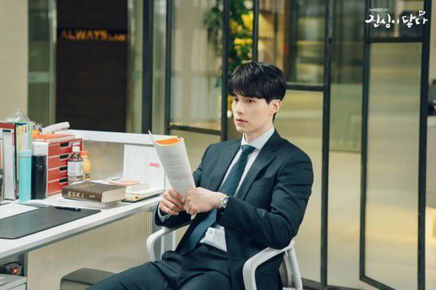 Lee Dong Wook - Yoo In Na lại bị nghi phim giả tình thật khi cùng nhau làm điều này trong hậu trường  - Ảnh 4.