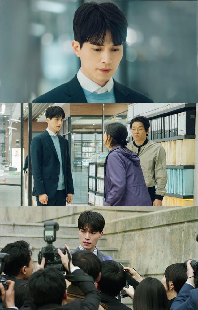 Fan gào khóc khi Lee Dong Wook dám làm điều phũ phàng này với Yoo In Na - Ảnh 3.