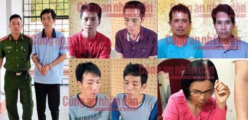 Vụ nữ sinh giao gà bị sát hại ở Điện Biên: Nghi phạm Thu thản nhiên cùng đồng phạm dựng chuyện, đánh lạc hướng điều tra, còn nói nạn nhân đang có thai - Ảnh 5.
