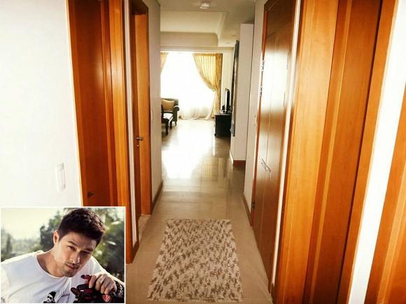 Cận cảnh căn hộ 4 tỷ, võ đường đẹp như resort của Johnny Trí Nguyễn - Ảnh 4.