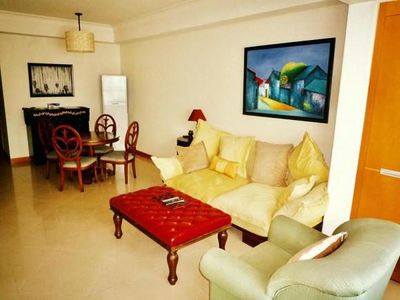 Cận cảnh căn hộ 4 tỷ, võ đường đẹp như resort của Johnny Trí Nguyễn - Ảnh 6.