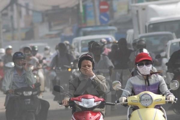 Ô nhiễm không khí kinh hoàng ở Hà Nội đáng sợ đến mức độ nào? - Ảnh 1.