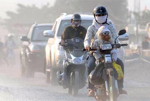 Ô nhiễm không khí kinh hoàng ở Hà Nội đáng sợ đến mức độ nào? - Ảnh 5.