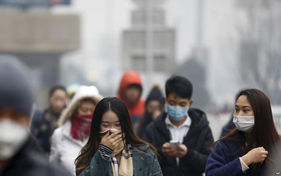 Image result for ô nhiễm không khí