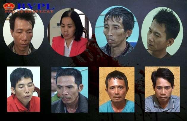 Tình tiết mới vụ nữ sinh giao gà bị hiếp, giết ở Điện Biên: Vợ chồng Bùi Văn Công tiếp tục quanh co, gian dối, lời khai nhỏ giọt - Ảnh 2.