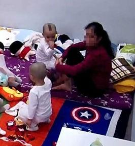 Vụ camera ghi lại cảnh giúp việc tát, quật ngã bé trai 2 tuổi ở Hà Nội: Tôi đối xử với bà ấy không thiếu thứ gì - Ảnh 3.