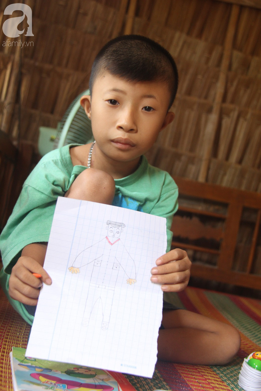 Phép màu đến với người anh tâm thần, cầu xin mọi người cứu lấy em trai 9 tuổi bị tim bẩm sinh - Ảnh 8.