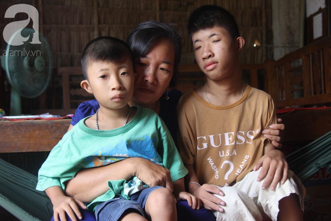 Phép màu đến với người anh tâm thần, cầu xin mọi người cứu lấy em trai 9 tuổi bị tim bẩm sinh - Ảnh 2.