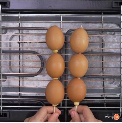 Bật mí cách làm trứng gà nướng Thái ngon rụng rời! - Ảnh 3.