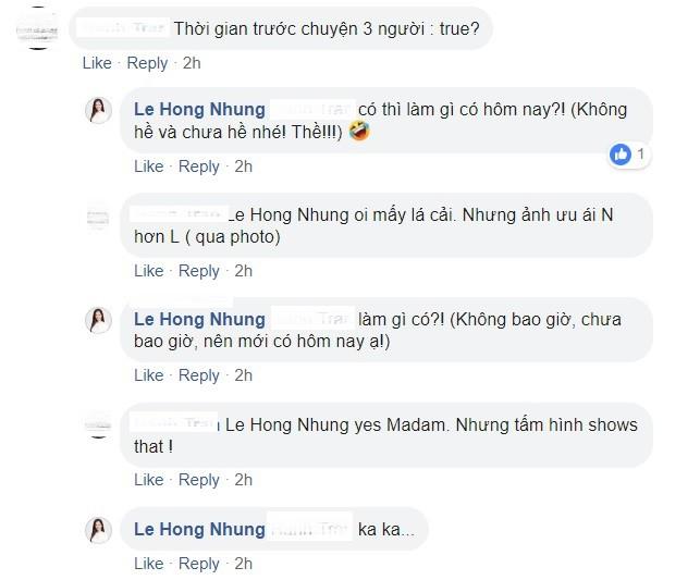 Vô tư ngồi lên đùi Quốc Trung trước mặt Thanh Lam, Hồng Nhung bất ngờ lên tiếng về tin đồn từng là người thứ ba làm cuộc hôn nhân của Quốc Trung - Thanh Lam tan vỡ 17 năm trước - Ảnh 4.