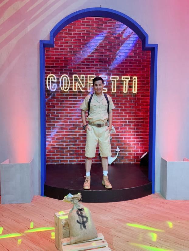 Bị chỉ trích khi làm MC Confetti, Nguyên Khang chính thức lên tiếng: Nếu tôi không tốt, nhà sản xuất đã không chọn!  - Ảnh 3.