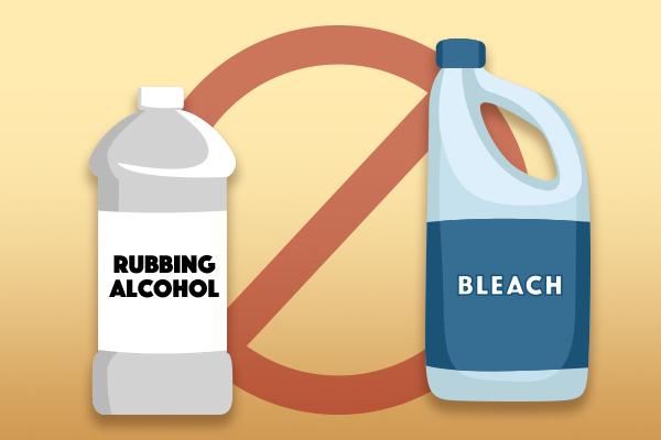 5 hỗn hợp tẩy rửa bạn nên nhớ tuyệt đối không bao giờ được trộn lẫn cùng nhau khi muốn làm sạch nhà - Ảnh 4.