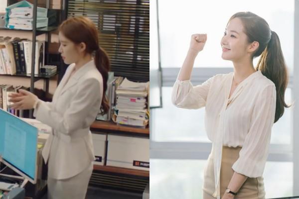 Park Min Young  - Yoo In Na: Hai nàng thư ký xinh đẹp với khá nhiều điểm chung trong phong cách mà nàng công sở nào cũng muốn học theo - Ảnh 7.