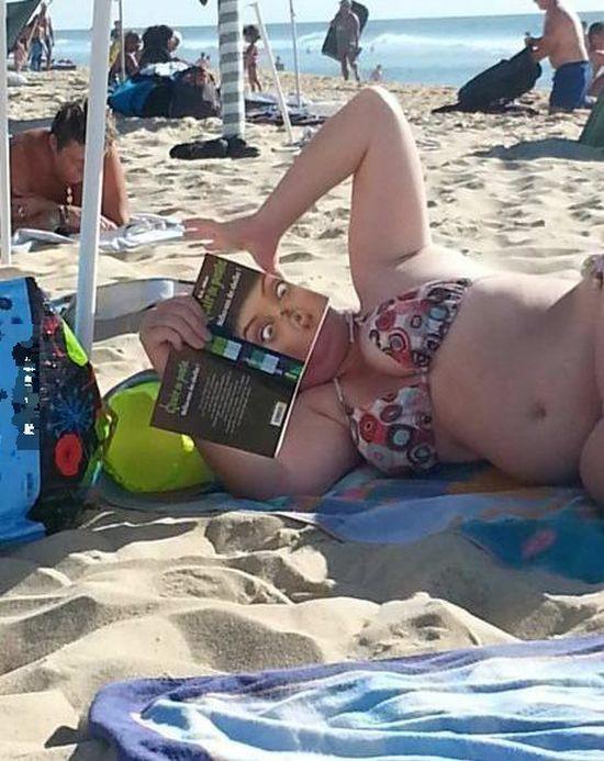 Những bức ảnh ấn tượng chỉ có thể bắt gặp ở bãi biển khiến ai nhìn thấy cũng phải cười sái quai hàm mới thôi - Ảnh 15.