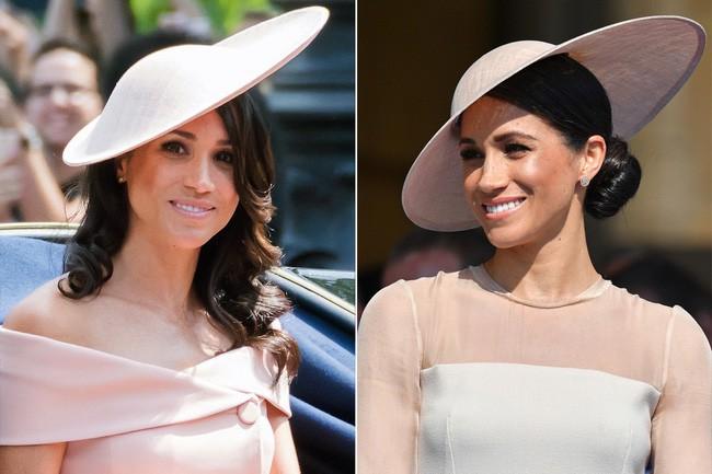 Đây chính là lý do Công nương Meghan có thể thoải mái tô son môi đậm, nhưng chị dâu Kate thì không - Ảnh 2.