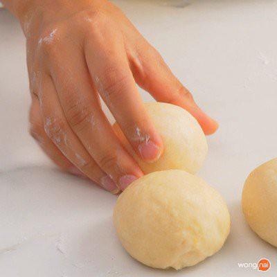 Bánh mỳ sầu riêng thơm ngon nức mũi không ai có thể chối từ - Ảnh 2.